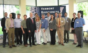 VBSA with Governor Douglas